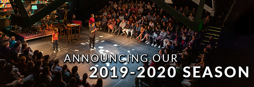 Announcing our 2019-2020 Season